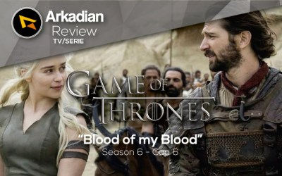 Review | Game of Thrones – Blood of my blood