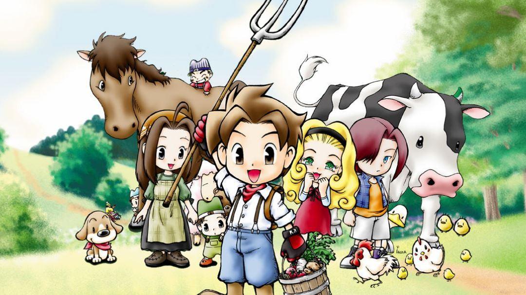 Anuncian un nuevo Harvest Moon para 3DS