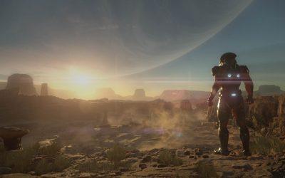 E3 2016 | Esto se mostró sobre Mass Effect Andromeda en EA Play