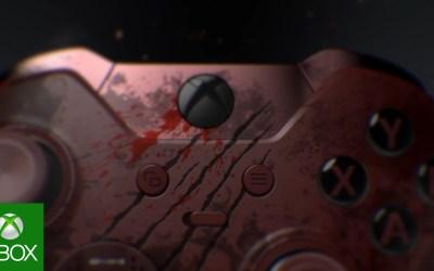 E3 2016 | Control Elite de Gears of War 4 para Xbox One