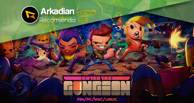 Recomienda | Enter the Gungeon