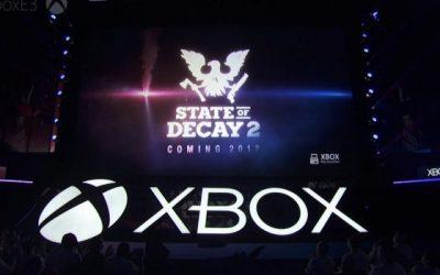 E3 2016 | State of Decay 2 es anunciado para el 2017