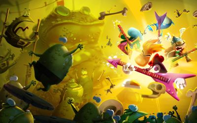 Beats & Bits | Al ritmo de Rayman Legends