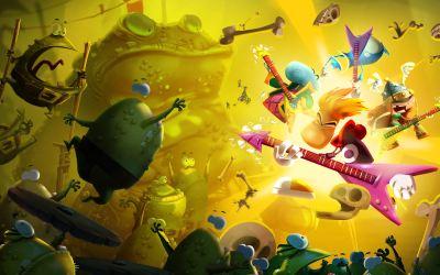 Beats & Bits | Al ritmo de Rayman Legends