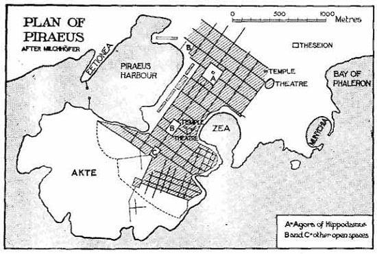 planificacion urbana grecia