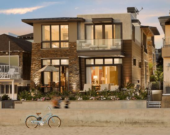 Fachadas de casas modernas arkiplus for Casa moderna madera