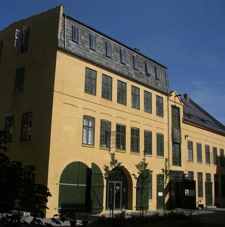 Kunstnerhuset i Classensgade.