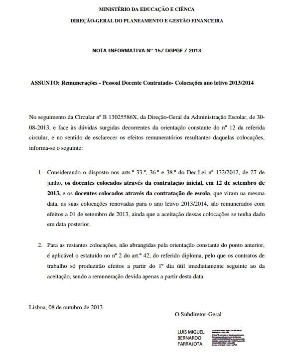 nota informativa 15