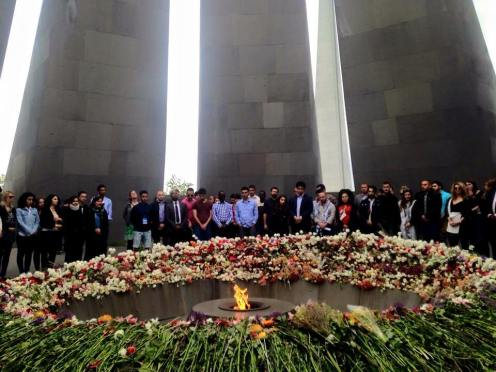 Socialist Youth World Council Adopts Resolution Calling for Armenian Genocide Recognition, Reparations