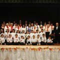 The 2009 Greater Worcester Armenian Chorale, the 'Arevig' Children's Chorus and Dance Group, guest soloist Kate Norigian, and pianist John Paul Norigian