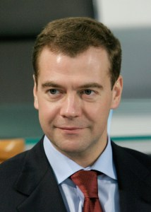 Dmitry Medvedev official large photo  5 214x300 False News of Russian President's Armenian Ancestry Spread in Armenian Cyberspace