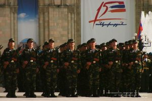 Republic of Armenia army parade 001 300x199 Barsoumian: Confronting Abuse in the Armenian Army