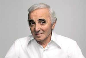 charles Charles Aznavour to Be Honored in NY