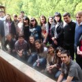 Participants in the three-day training session in Dilijan in May