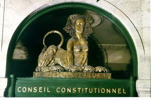 Conseil constitutionnel 300x200 French Council Finds Bill Penalizing Denial Unconstitutional