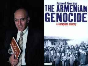 Raymond Kevorkian Raymond Kévorkian to Speak at NAASR