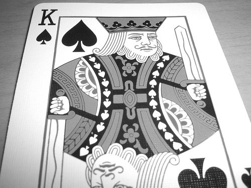 king of spades Kings of Spades (Part 1): Fantasies of Sovereignty in a Pathology Plot