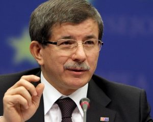 Ahmet Davutoglu 300x240 Turkey to Restore ties with France after Genocide Row