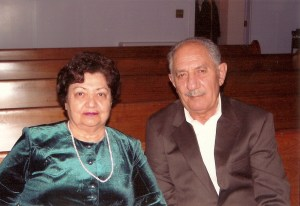 eduard and anna 300x206 From Baku to Hartford: Remembering Eduard Pogosiants