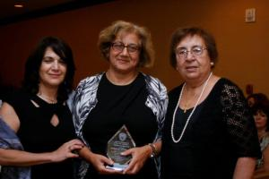 Agnouni Award recipient ungh Mimi Parseghian 300x200 ARS Eastern USA 92nd Convention Concludes
