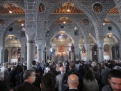 The reconsecration of Sourp Giragos in Oct. 2011 (Photo: The Armenian Weekly)