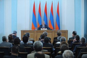 serzhhungary 300x199 Sarkisian: Armenian Nation Will not Forgive Budapest for Extradition