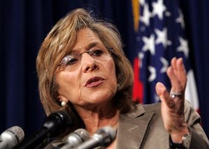 barbara boxer 300x214 Sen. Boxer to Aliyev: Put Safarov Back in Jail