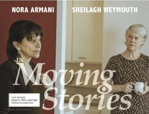 moving stories 300x231 Nora Armani Tells Moving Stories