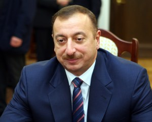 Aliyev 300x240 Aliyev Unleashes Anti Armenia Tirade on Twitter