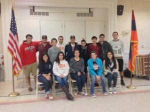 ayf newengland 2 PHOTO 300x224 New England Region Holds Junior Convention