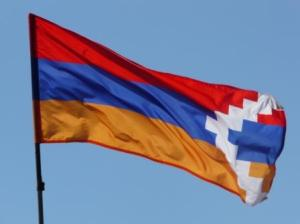 Flag 300x224 Mensoian: The Safarov Affair and the Karabagh National Soccer Team