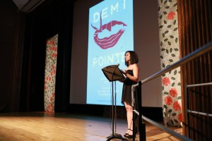 DemiPointe screening 300x200 A Young Filmmaker's Quest to Find Her Voice in Cinema