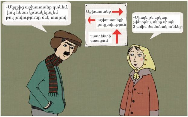 Russia sms cartoon To Greener Shores: A Detailed Report on Emigration from Armenia