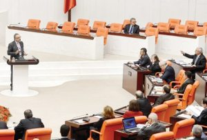 Turkey Parliamentarians Argue over Who Killed Armenians