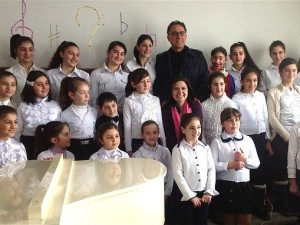 The Talin Music School Choir