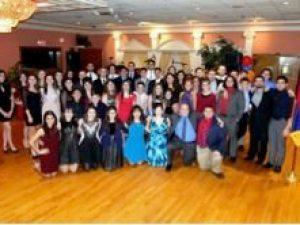The 2014 Providence AYF Junior and Senior Chapter