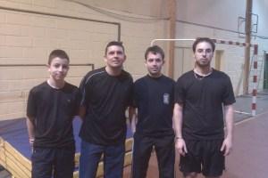 Equipe de D4 - 19 février 2011