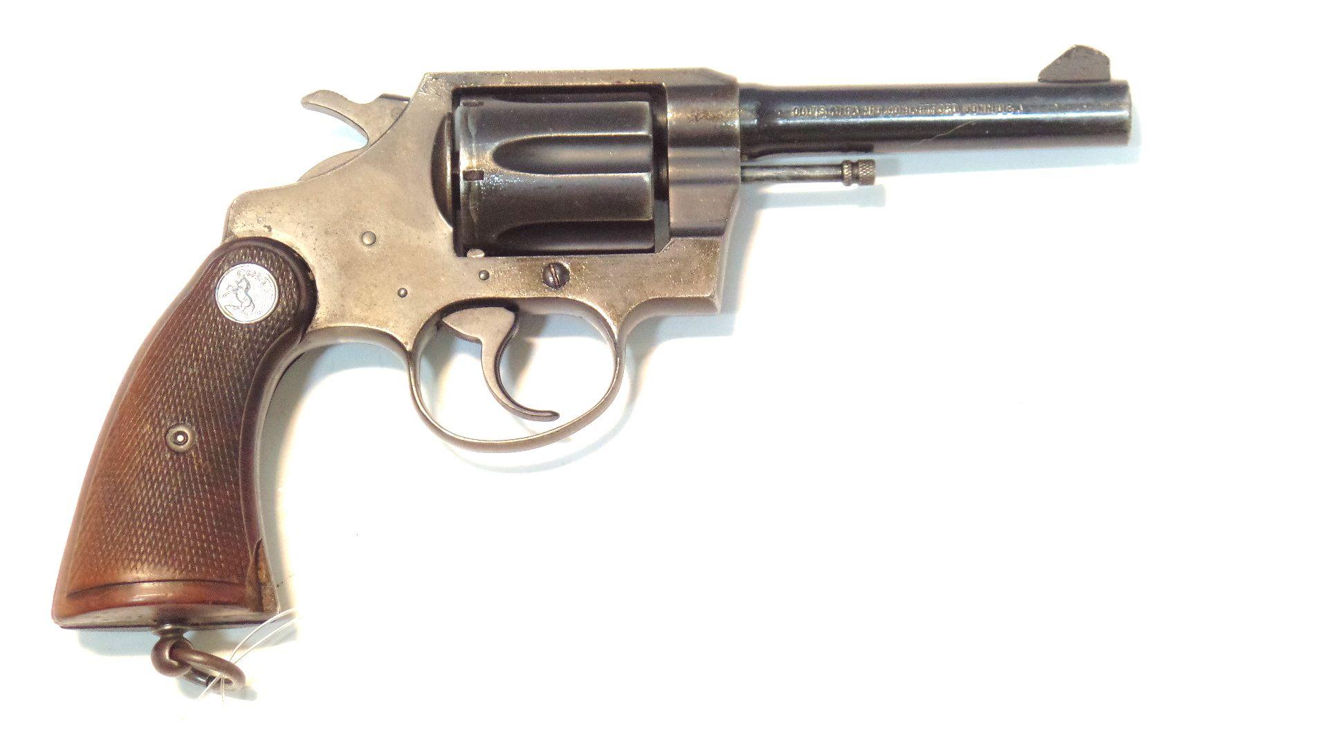 COLT Police Positive calibre 38SW