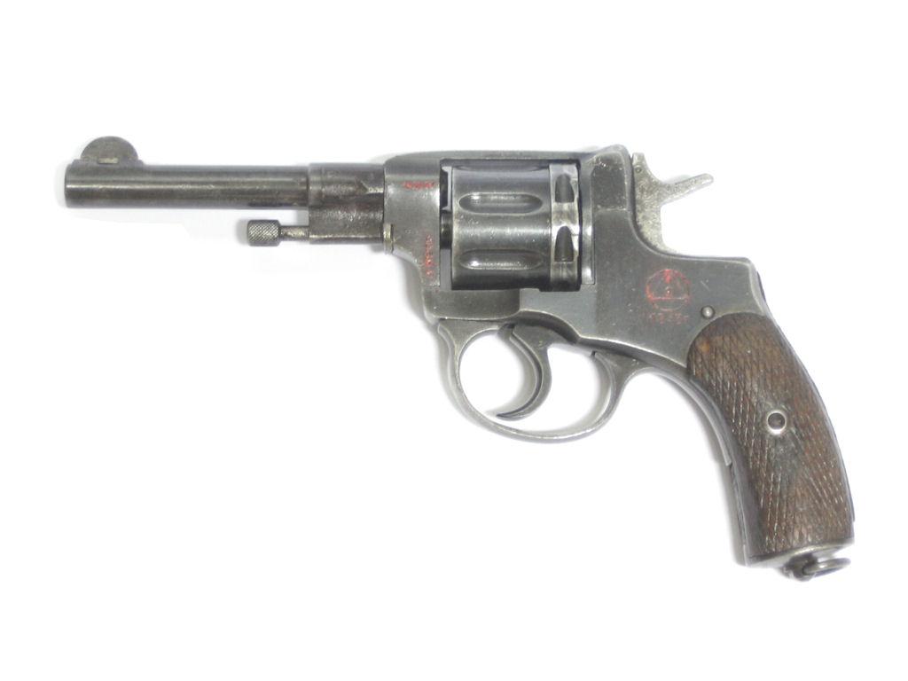 Revolver NAGANT - 1895