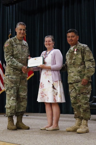 First USASOC Command Chief Warrant Officer passes reigns, retires after 36-year career   Article ...