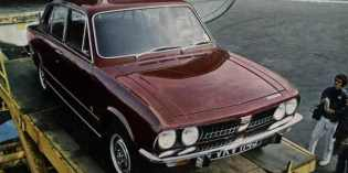 9th (3.5%): Triumph Dolomite
