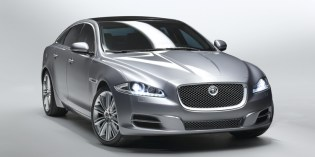 New Jaguar XJ : The full details