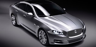 Jaguar XJ : Revealed live and on AROnline tonight