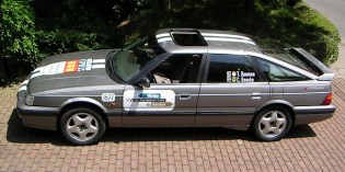 Our cars : Alexander's Rover 800 – You Only Live Twice
