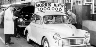 Morris Minor Million reaches 50…