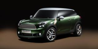 MINI : Paceman Concept to be revealed at NAIAS in Detroit next month