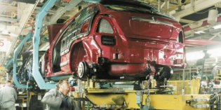 In production : Rover 25