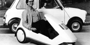 The cars : Sinclair C5