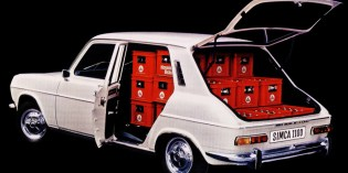 The cars : SIMCA 1100