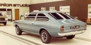 Concepts and prototypes : Chrysler C Car